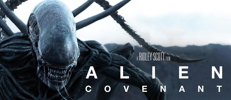 Watch Alien Covenant Online
