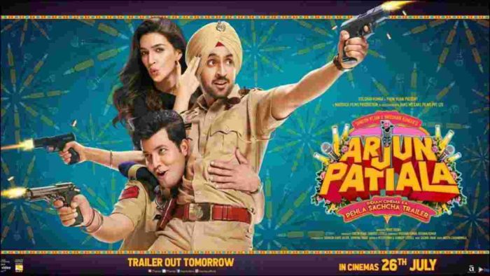 Arjun Patiala Full Movie Download