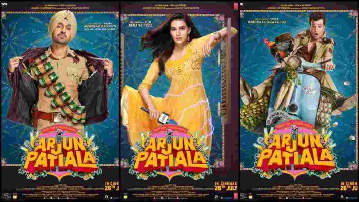 Arjun Patiala Full Movie Download Pagalworld