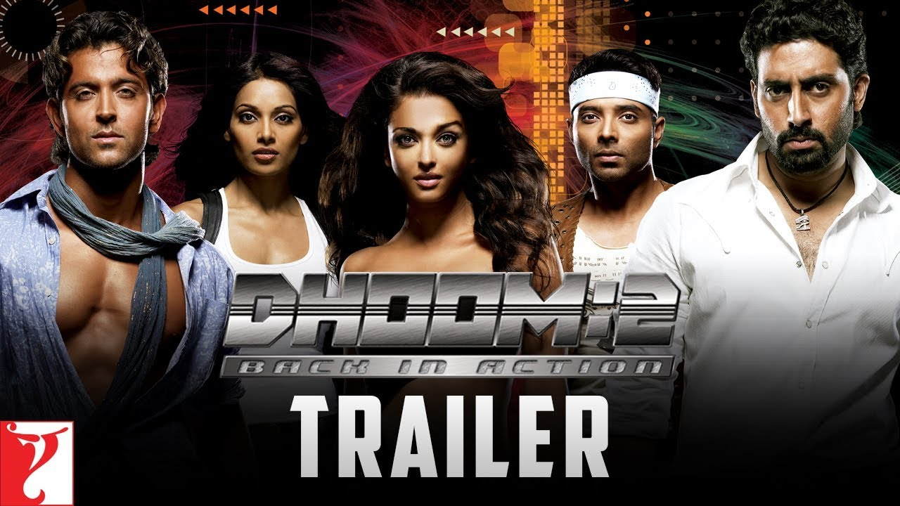Dhoom 2 Full Movie Download, Watch Dhoom 2 Online in Hindi