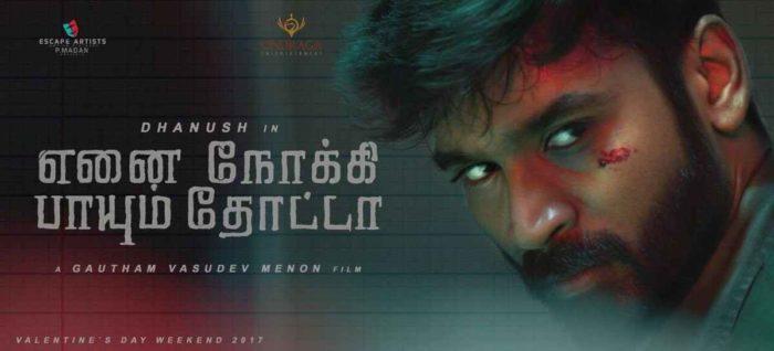 Enai Noki Paayum Thota Full Movie Download Tamilrockers
