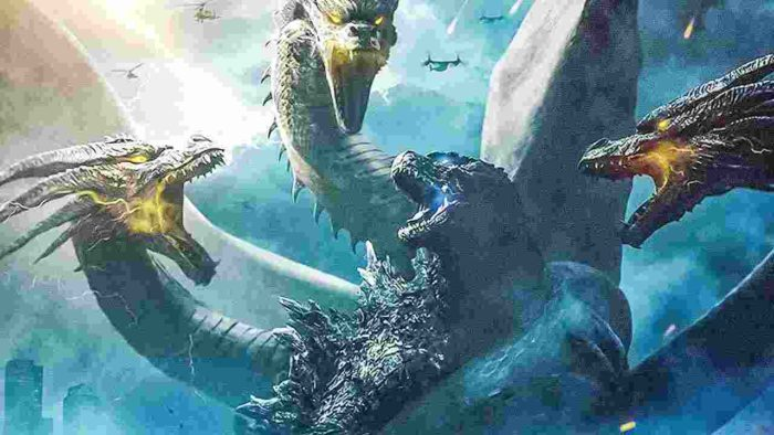 Godzilla 2 King of the Monsters Full Movie Download in Filmyzilla