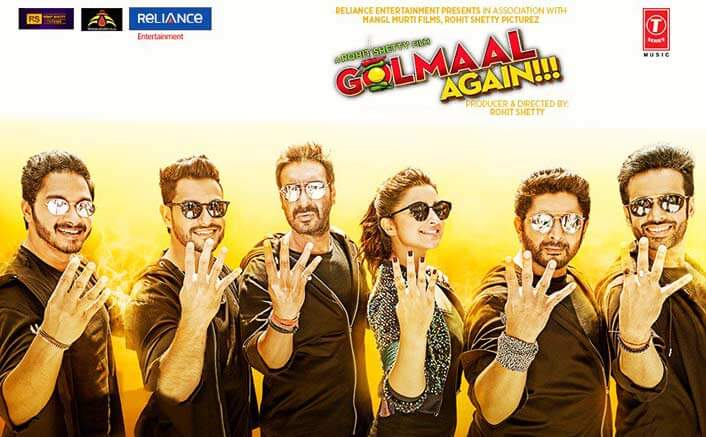 Golmaal Again Box Office Collection