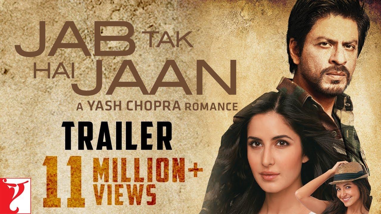 Jab Tak Hai Jaan Full Movie Download