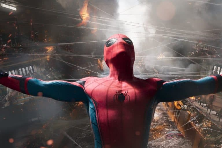 Spider-Man Homecoming Full Movie Download Tamilrockers