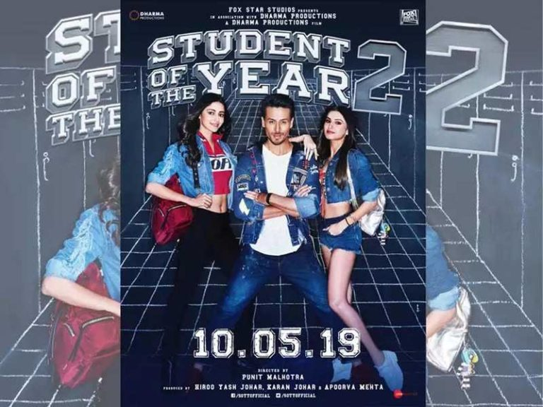 Student Of The Year 2 Ful Movie Torrent