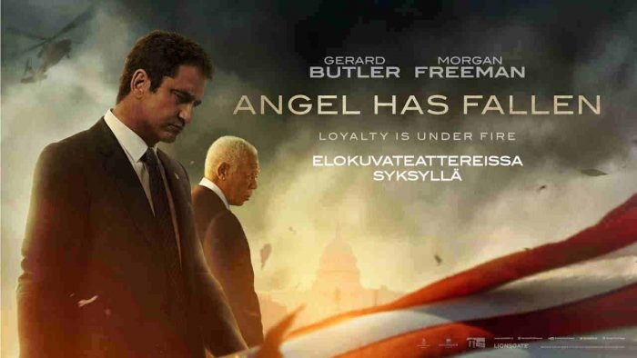 Download Film Angel Has Fallen 2019