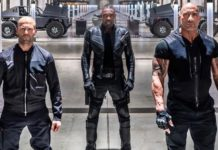 Hobbs and Shaw 2nd Day Box Office Collection