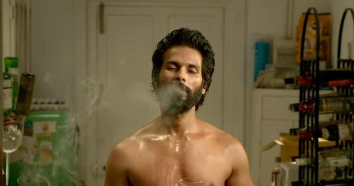 Kabir Singh in Alcohol