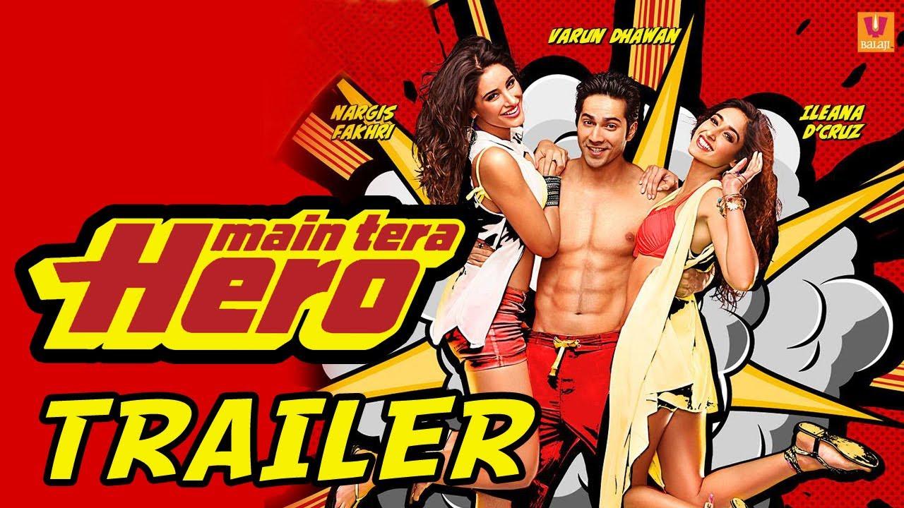 Main Tera Hero Full Movie Download
