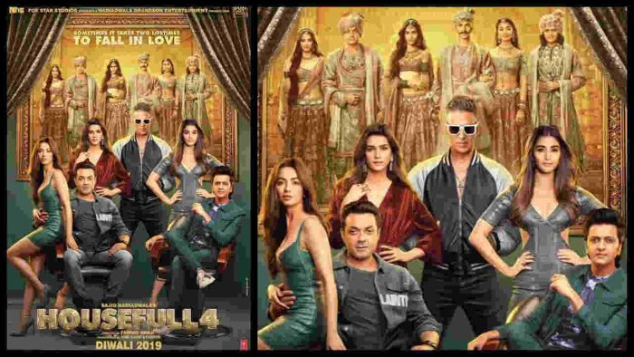Housefull 4 Full Movie