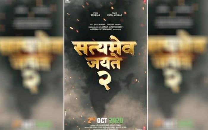 Satyameva Jayate 2 Full Movie