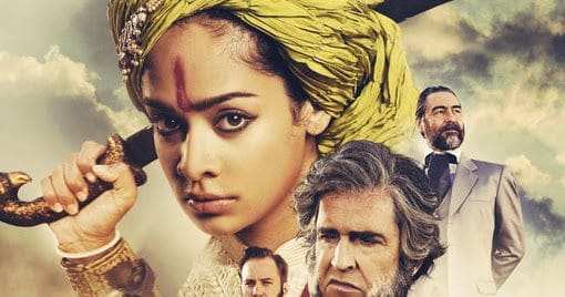 The Warrior Queen of Jhansi Full Movie