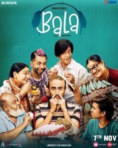 2019 Latest Hindi Movie BALA