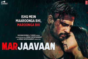 Latest Bollywood Film Marjaavaan