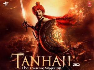 Tanhaji: The Unsung Warrior Bollywood Movie