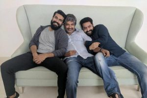Rajamouli's RRR Movie Latest Update