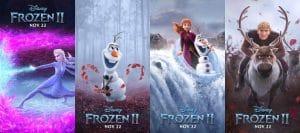 Frozen 2 Hollywood Movie 2019