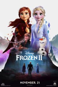 Frozen 2 Hollywood Animated Movie