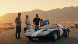 Ford v Ferrari Hollywood Movie 2019