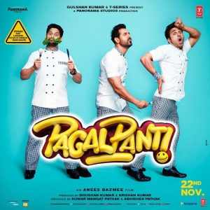2019 Latest Bollywood Movie Pagalpanti