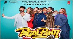 2019 Latest Bollywood Movie Pagalpanti