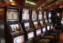 Vegas-like slot machines dedicated to the movies