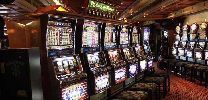 Vegas-like slot machines dedicated to the movies