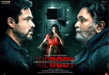 The Body Bollywood Thriller Movie