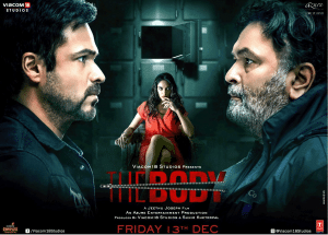 The Body Bollywood Thriller Movie