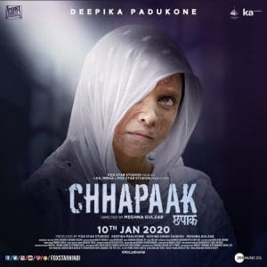 Chhapaak 2020 Bollywood Movie