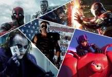 The 30 Best Superhero Movies
