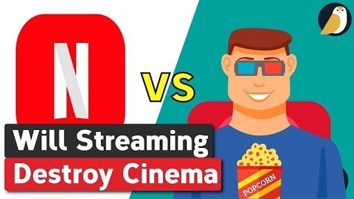 How Online Streaming Services Are Affecting Cinema