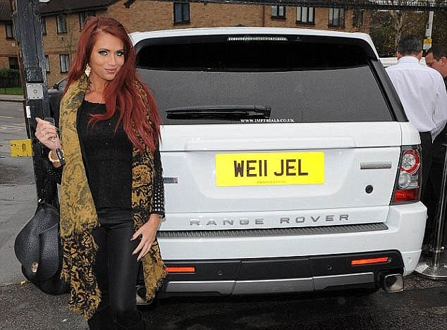 Private Plates and Insurance