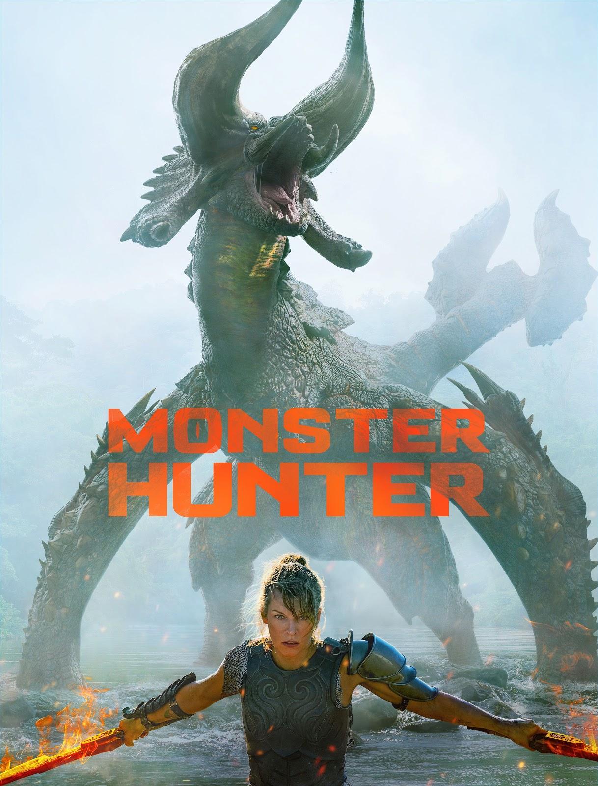 Monster Hunter Full Movie Download Leaked By Tamilrockers Online