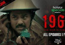 1962 The War In The Hills Web Series
