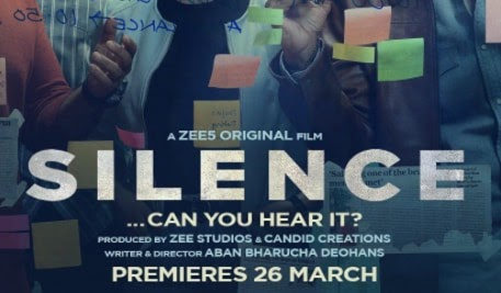 Silence Can you Hear it Movie